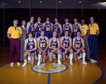 Wilfrid Laurier University men's basketball team, 1983-84