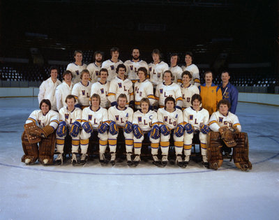 Wilfrid Laurier University men's hockey team, 1978