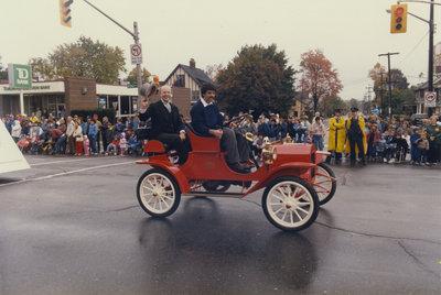 Kitchener-Waterloo Oktoberfest Thanksgiving Day Parade, 1986