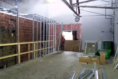 Renovation of the Odeon Building, Laurier Brantford
