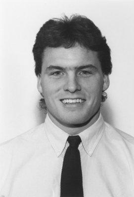 Rob Dopson, Wilfrid Laurier University hockey player