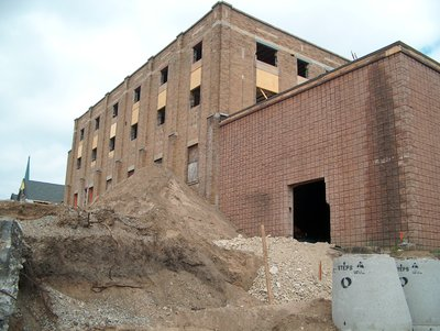 Renovation of Wilkes House Residence, Laurier Brantford