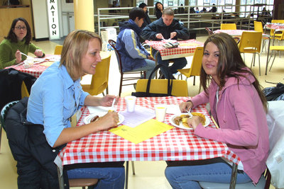 Pancake Tuesday event, Wilfrid Laurier University