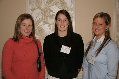 Outstanding Women of Laurier award nominees, 2006