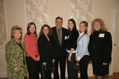 Outstanding Women of Laurier luncheon, 2006