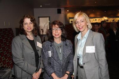 Outstanding Women of Laurier luncheon, 2008