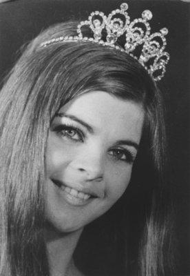 Lynn Frechette, 1969 Miss Canadian University Queen Pageant contestant
