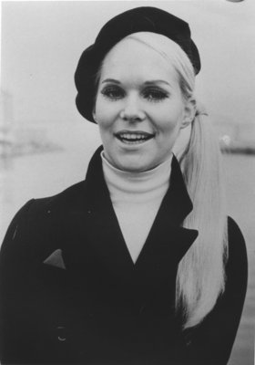 Heather Quipp, Miss Canadian University Queen Pageant contestant, 1969