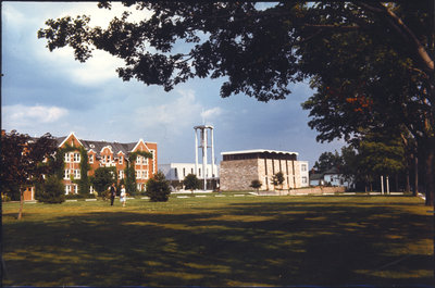 Waterloo Lutheran University campus