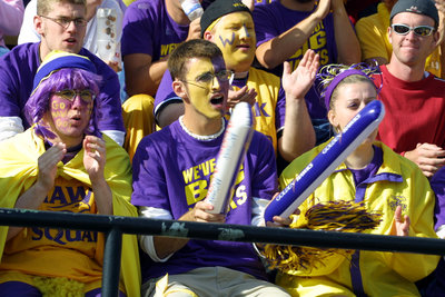 Wilfrid Laurier University homecoming football game, 2003