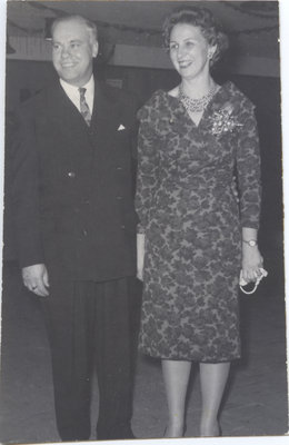 Herman and Barbara Overgaard