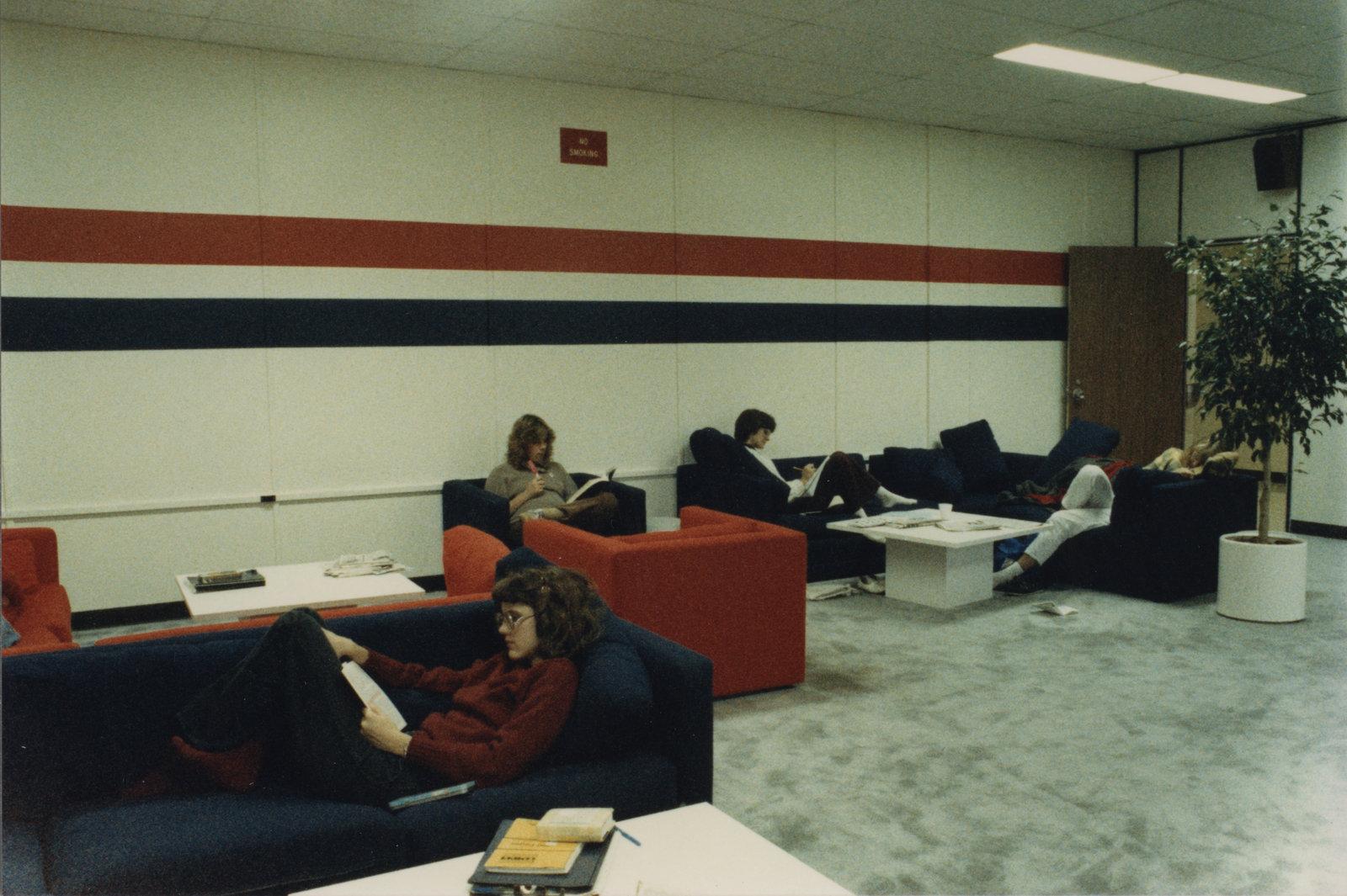 Niobe Lounge, Wilfrid Laurier University