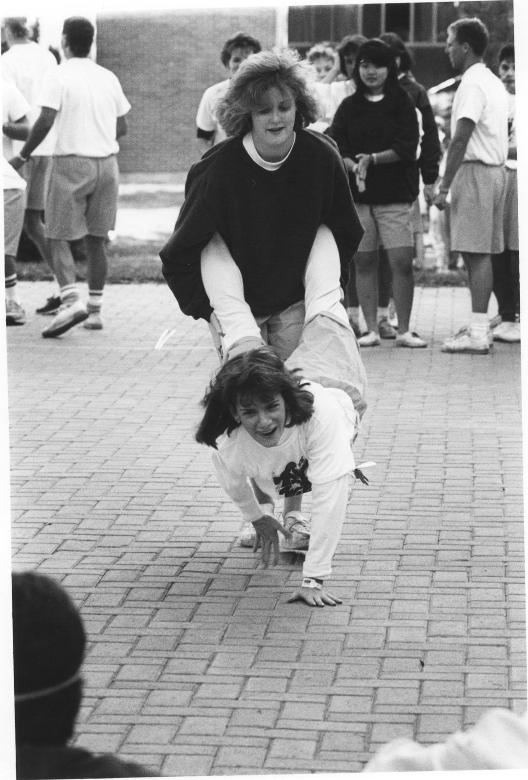 Wilfrid Laurier University Orientation Week, 1988