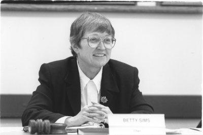 Betty Sims
