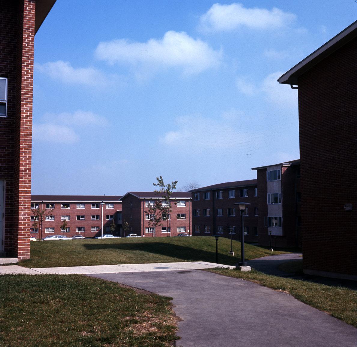 Waterloo Lutheran University residence halls