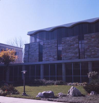 Waterloo Lutheran Seminary building