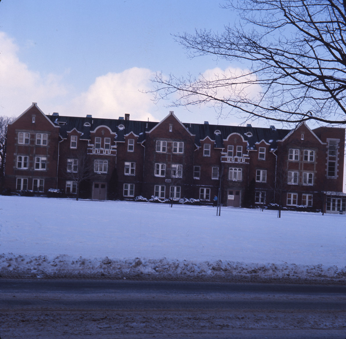 Willison Hall, Waterloo Lutheran University