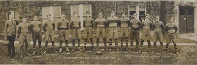 Waterloo College rugby team, 1932