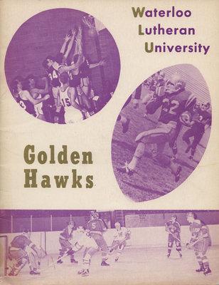 Waterloo Lutheran University Golden Hawks Athletics program, 1969