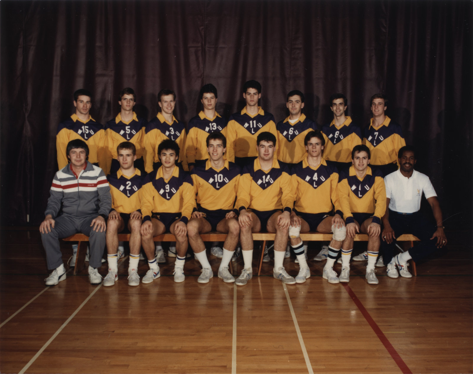 Wilfrid Laurier University men's volleyball team