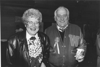 Glenn and Marjorie Carroll