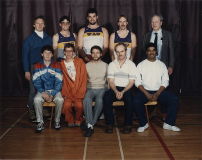 Wilfrid Laurier University men's wrestling team
