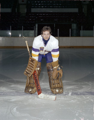 Wilfrid Laurier University hockey player, 1981