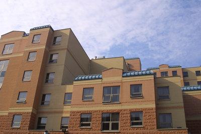 Bricker Residence, Wilfrid Laurier University