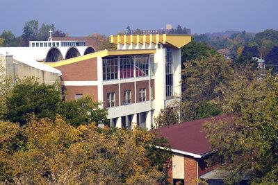 Fred Nichols Campus Centre, exterior