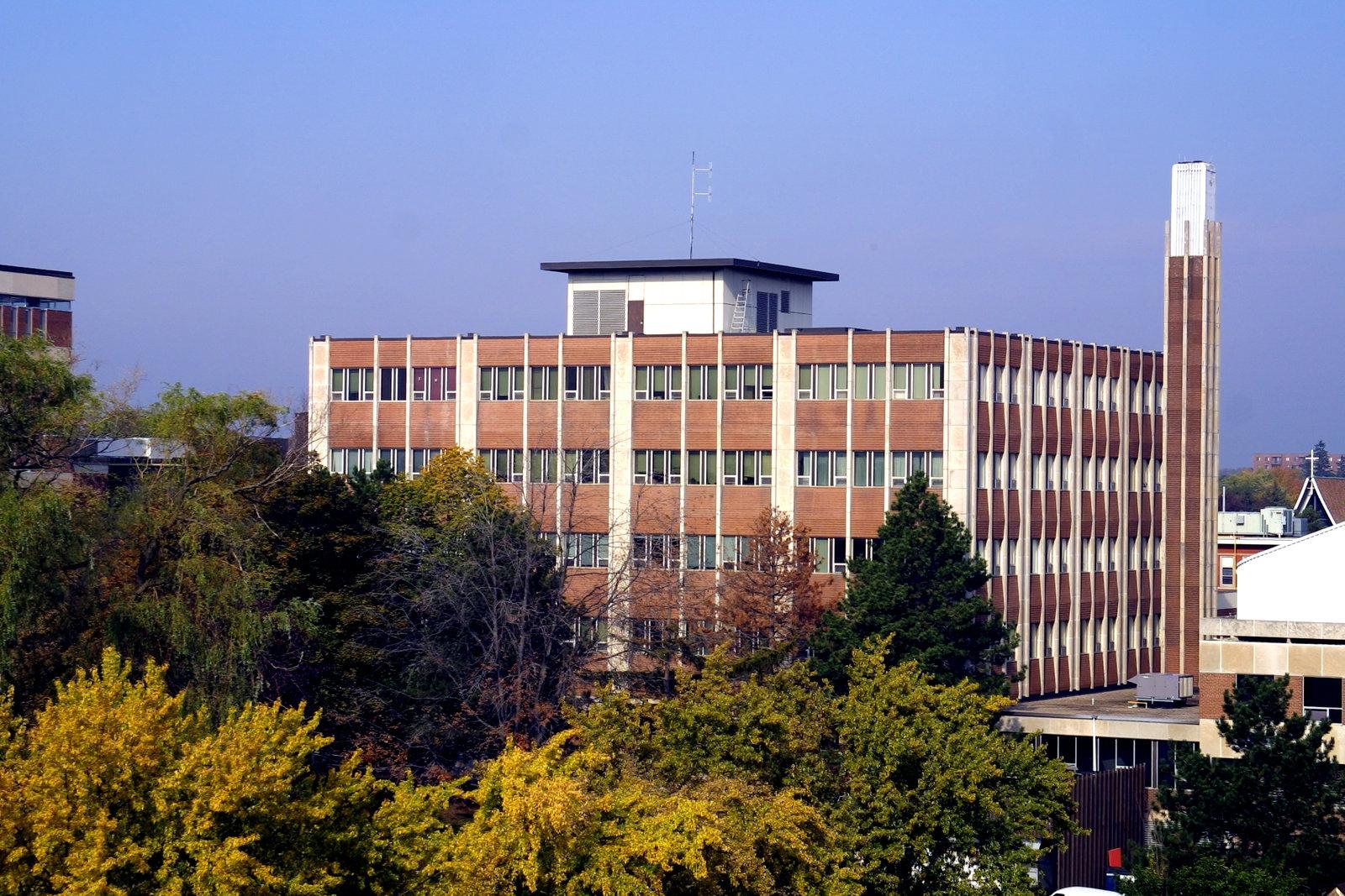 Dr. Alvin Woods Building