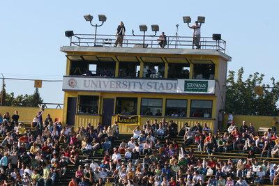 Wilfrid Laurier University Homecoming 2005