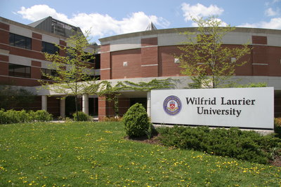 Science Building, Wilfrid Laurier University
