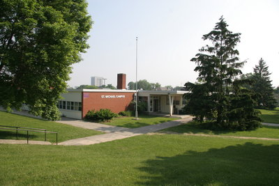 St. Michael campus, Wilfrid Laurier University, 2007