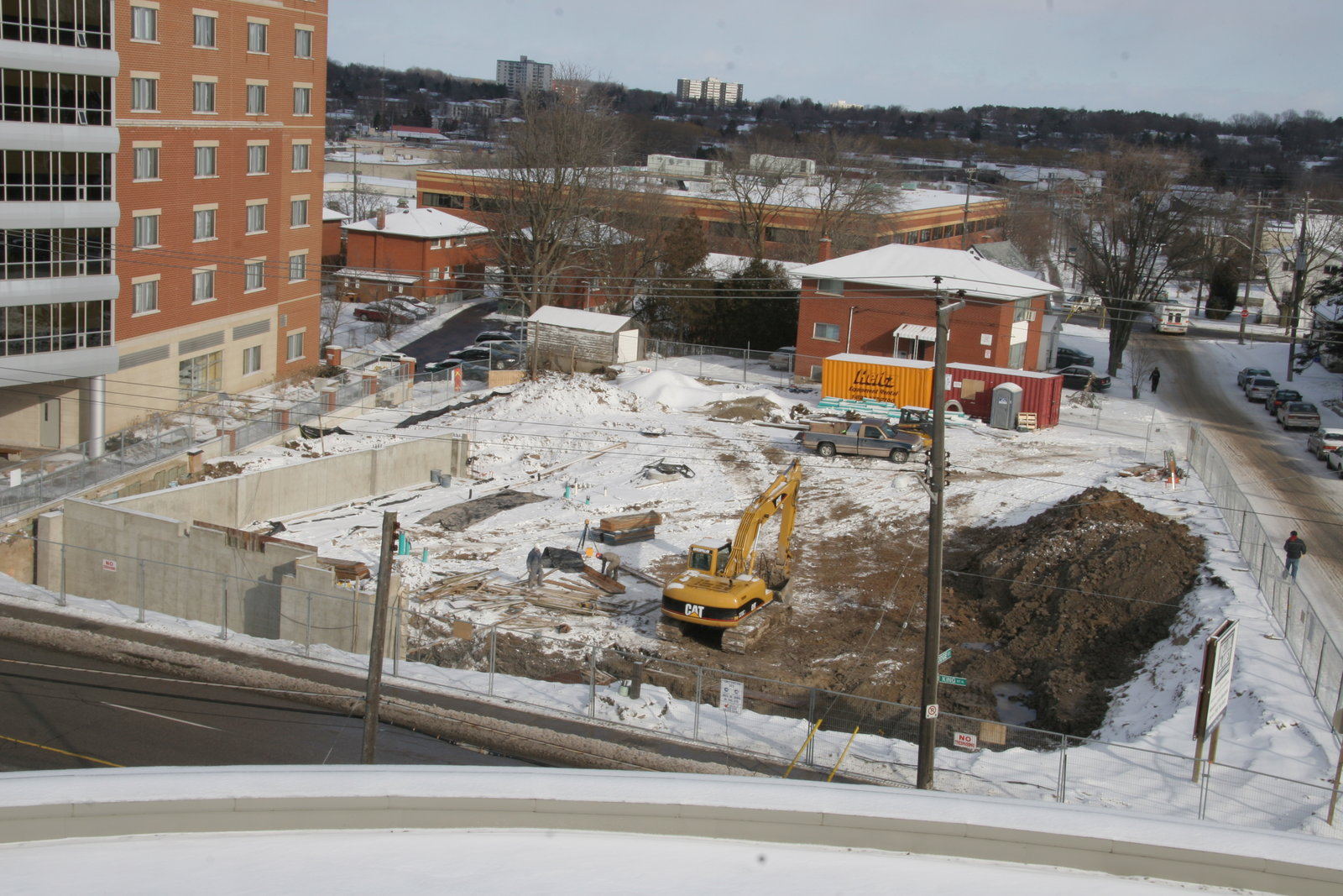Construction of The Centre for Co-operative Education and Career Development