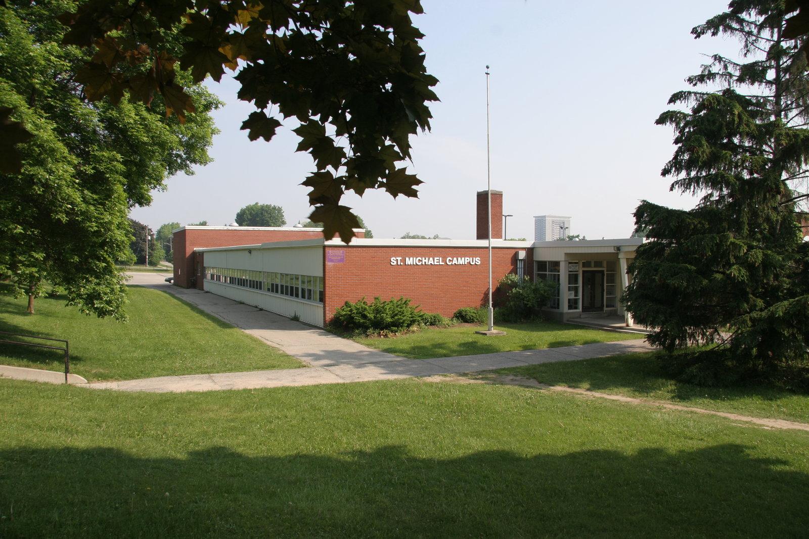 St. Michael campus, Wilfrid Laurier University, 2007