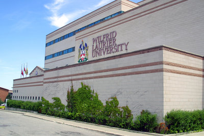 John Aird Centre, Wilfrid Laurier University