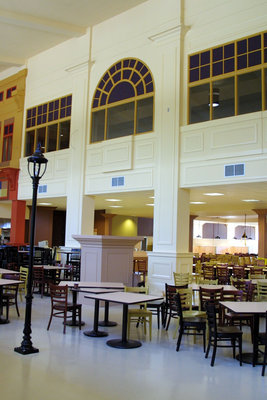 Dining Hall, Wilfrid Laurier University