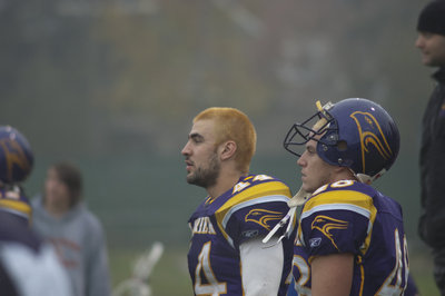 Anthony Maggiacomo and Gavin Cond, 2005 OUA Semi-finals