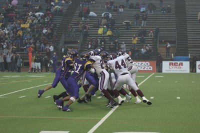 OUA Semi-final football game, 2005