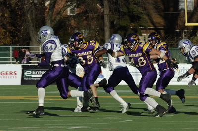 2005 Yates Cup game