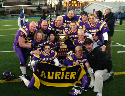 Victory at the 2005 Uteck Bowl