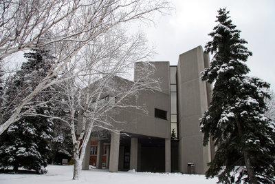 Frank C. Peters Building, Wilfrid Laurier University, 2005