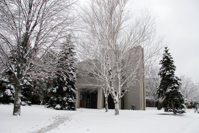 Frank C. Peters Building, Wilfrid Laurier University, 2005