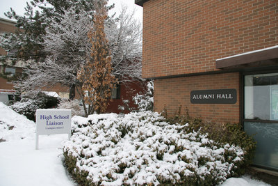 Alumni Hall, Wilfrid Laurier University