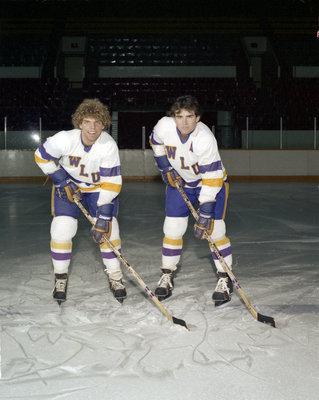 Wilfrid Laurier University hockey players