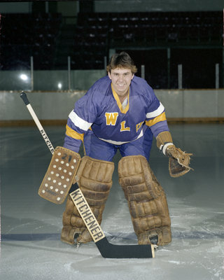 John Sop, Wilfrid Laurier University hockey player