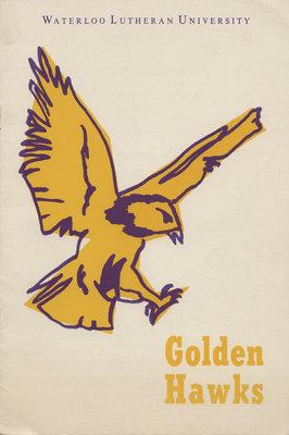 Waterloo Lutheran Golden Hawks athletics program, Feb. 25, 1966