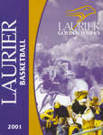 Laurier basketball : 2001