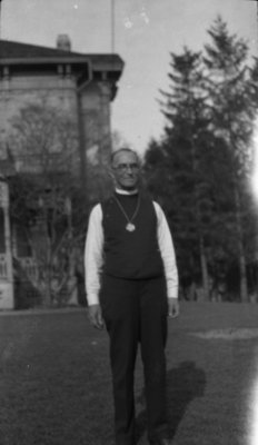 C.H. Little at the Evangelical Lutheran Seminary of Canada