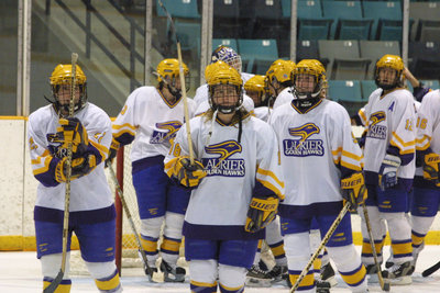 Wilfrid Laurier University women's hockey team